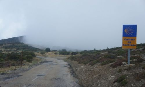 HISZPANIA / Galicja / Camino de Santiago / Camino de Santiago