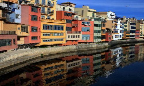 Zdjęcie HISZPANIA / Katalonia / Girona / Girona - żyj kolorowo!