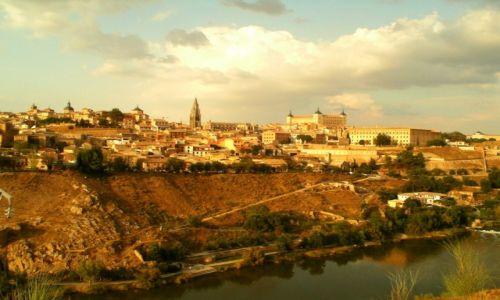 Zdjęcie HISZPANIA / Kastylia La Mancza / Toledo / Toledo - polski Kraków. Najpiękniejsze miasto Hiszpanii