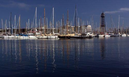 Zdjecie HISZPANIA / Katalonia / Barcelona / Port Vell