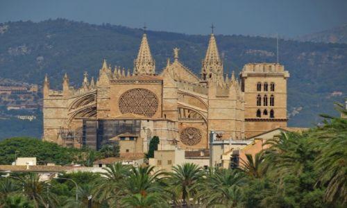 Zdjecie HISZPANIA / Majorka / Majorka / Catedral de Santa Maria