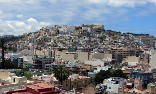 Zdjęcie HISZPANIA / Gran Canaria / Las Palmas / Las Palmas