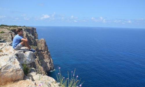 Zdjęcie HISZPANIA / Formentera / Faro Formentera / Konkurs