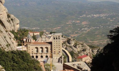 Zdjecie HISZPANIA / Katalonia / Montserrat / Montserrat
