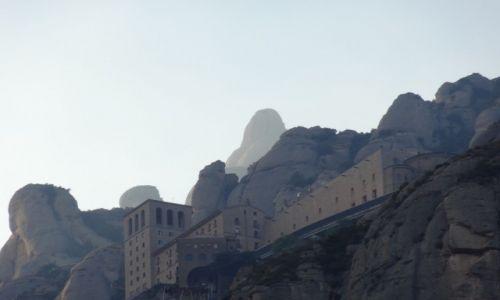 Zdjecie HISZPANIA / Katalonia / Montserrat / ...
