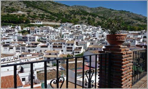Zdjecie HISZPANIA / Andaluzja / Mijas / Mijas