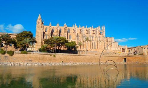 Zdjecie HISZPANIA / Majorka / Palma de Mallorca / La Seu