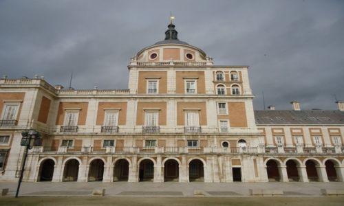 HISZPANIA / Madryt / Aranjuez / Aranjuez - Pałac Królewski