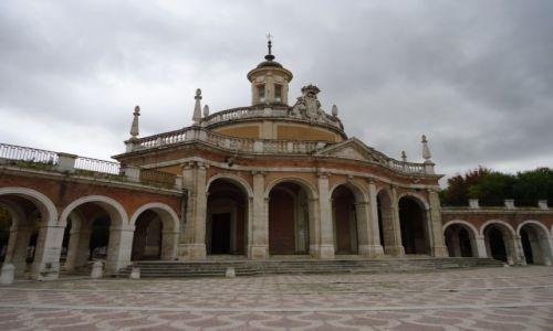 Zdjęcie HISZPANIA / Madryt / Aranjuez / Kościół św. Antoniego