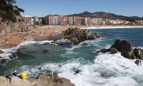 Zdjecie HISZPANIA / Costa Brava / Lloret de Mar / Plaża
