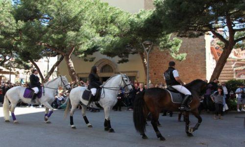 Zdjecie HISZPANIA / Costa Brava / Lloret de Mar / Konno do kościoła