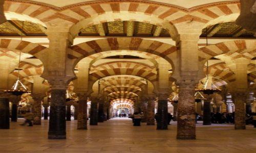 Zdjęcie HISZPANIA / Andaluzja / Kordoba / Mezquita