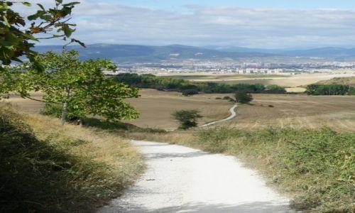 HISZPANIA / Navarra / Uterga / Camino