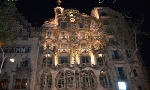 Zdjecie HISZPANIA / - / Barcelona / Casa Battlo