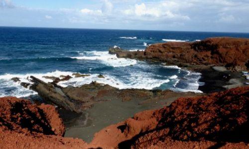 Zdjecie HISZPANIA / Wyspy Kanaryjskie / Lanzarote / Wybrzeże