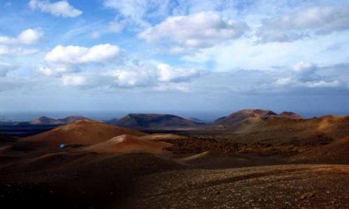 Zdjecie HISZPANIA / Wyspy Kanaryjskie / Lanzarote / wulkany
