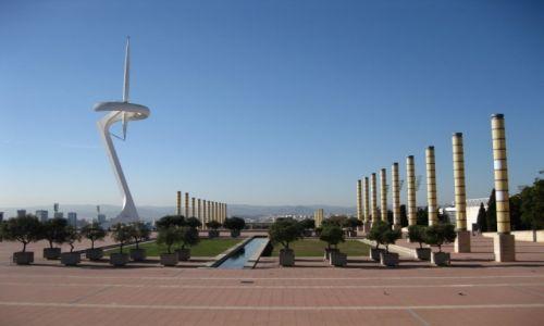 Zdjęcie HISZPANIA /  Katalonia / Barcelona /  .Miejsce olimpiady z 1992 roku..