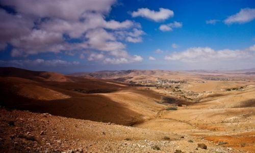 Zdjęcie HISZPANIA / Wyspy Kanaryjskie / Betancuria / Fuerteventura okolice Betancurii