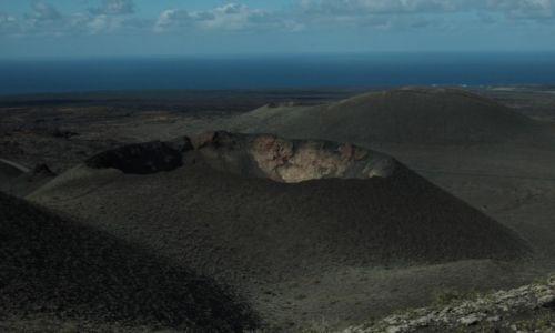 Zdjecie HISZPANIA / Wyspy Kanaryjskie / Park Narodowy Timanfaya / Lanzarote