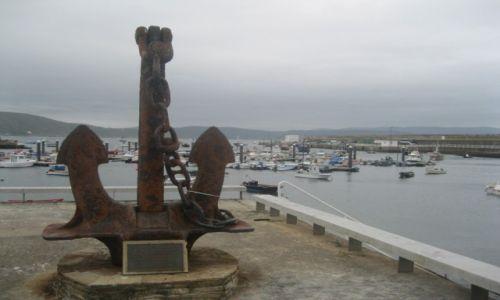 Zdjęcie HISZPANIA / Hiszpania / Hiszpania / Port Finisterra