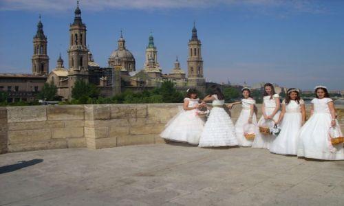 Zdjecie HISZPANIA / hiszpania / saragossa / anio�y