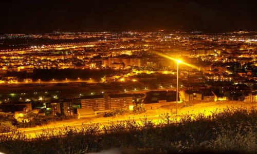 Zdjecie HISZPANIA / hiszpania / granada / noc