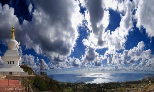 Zdjęcie HISZPANIA / ANDALUSIA / Málaga / Paronamica Templo Budista