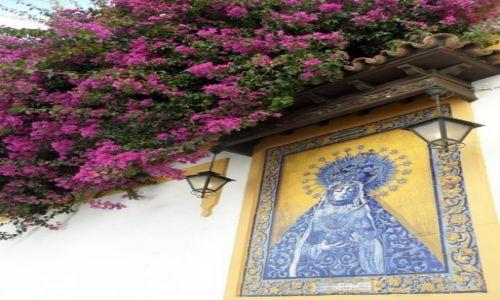 Zdjęcie HISZPANIA / Andaluzja / Cordoba / Najswietsz Panienka