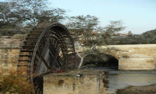 Zdjęcie HISZPANIA / Andaluzja / Cordoba / stary mlyn