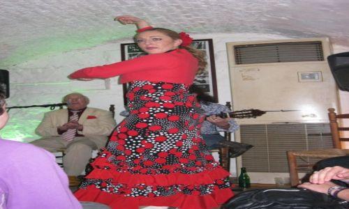 HISZPANIA / Andaluzja / Granada / Flamenco