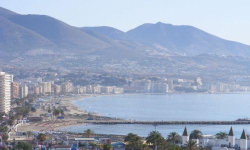 Zdjęcie HISZPANIA / Andaluzja-Costa del Sol / Widok z 15 piętra... / Fuengirola
