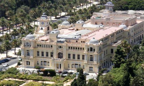 Zdjęcie HISZPANIA / Andaluzja-Costa del Sol / Malaga / Pałac