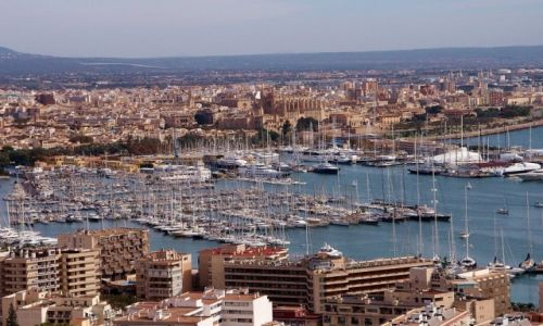 Zdjęcie HISZPANIA / Majorka / Palma de Mallorca / Port