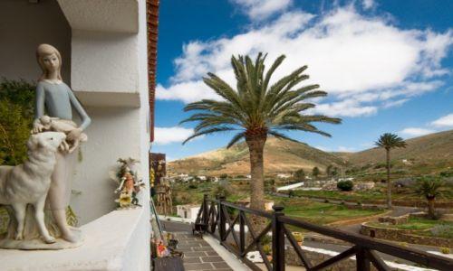 Zdjęcie HISZPANIA / Fuerteventura / Betancuria / Betancuria