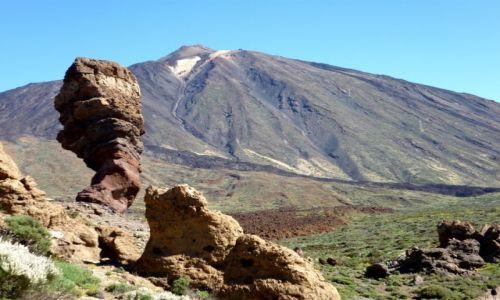 Zdjecie HISZPANIA / Teneryfa / Teide / Majestat Teide