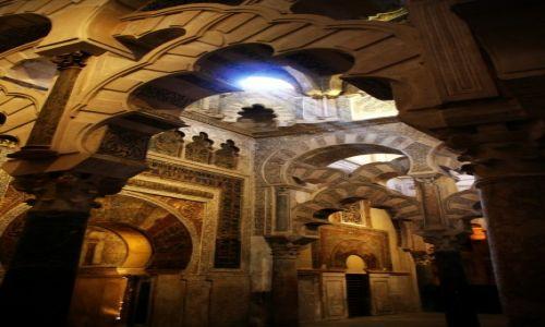 Zdjęcie HISZPANIA / Kordoba / Kordoba / Wielki Meczet w Kordobie