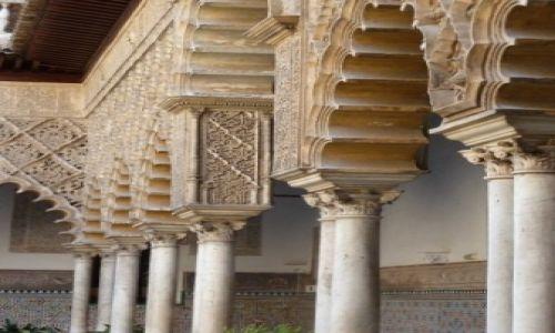 Zdj�cie HISZPANIA / Andaluzja / Sevilla / Alcazar