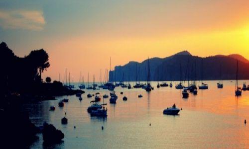 Zdjęcie HISZPANIA / Majorka / Santa Ponsa / Senna zatoka