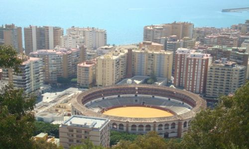 Zdjęcie HISZPANIA / Andaluzja / Malaga / Arena