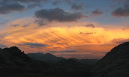Zdjecie HISZPANIA / pireneje / val d'anglos / jeden dzień w pirenejach