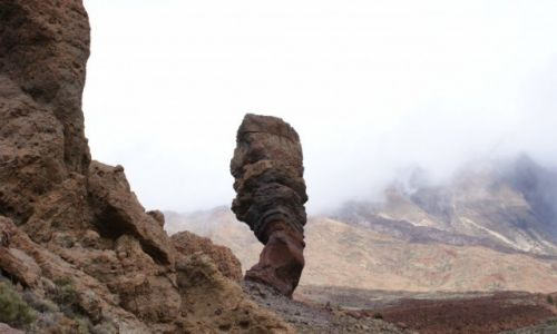 Zdjecie HISZPANIA / Teneryfa / Teide / W drodze na Teide