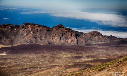 Zdjęcie HISZPANIA / Teneryfa / wulkan El Teide / Teneryfa
