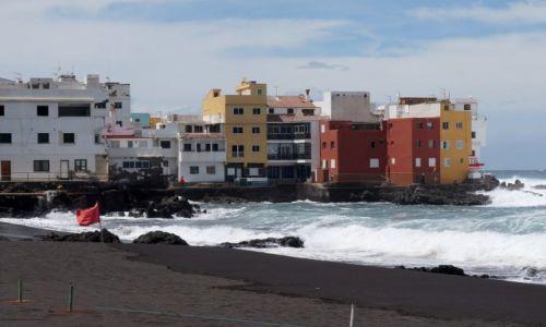 Zdjecie HISZPANIA / Wyspy Kanaryjskie / Teneryfa / Puerto de la Cruz