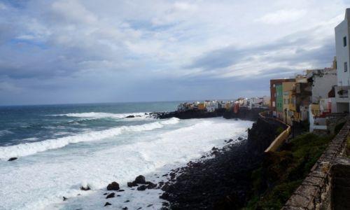 Zdjęcie HISZPANIA / wyspy Kanaryjkie / Teneryfa / Puerto de la Cruz