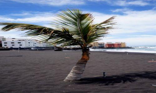 Zdjęcie HISZPANIA / Wyspy Kanaryjskie / Teneryfa / Puerto de la Cruz