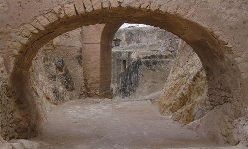 Zdjęcie HISZPANIA / Alicante / Zamek św. Barbary - Castillo de Santa Bárbara / Tajemnice zamku