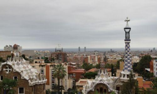 Zdjęcie HISZPANIA / KATALONIA / BARCELONA  / BARCELONA