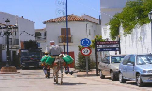 Zdjecie HISZPANIA / Andaluzja / Droga Ronda - Gibraltar / Zaopatrzenie ;)