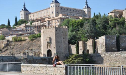 Zdjecie HISZPANIA / Kastylia La Mancha / Toldeo / Hiszpania