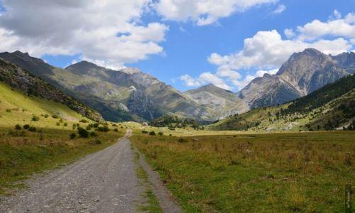 Zdjecie HISZPANIA / Pireneje / Valle de Otal / moja droga II